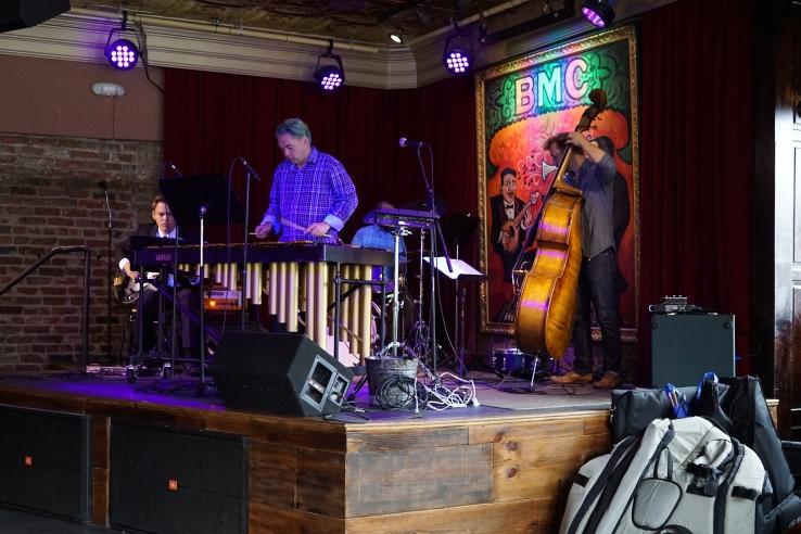 Mark Weliky and band @ BMC